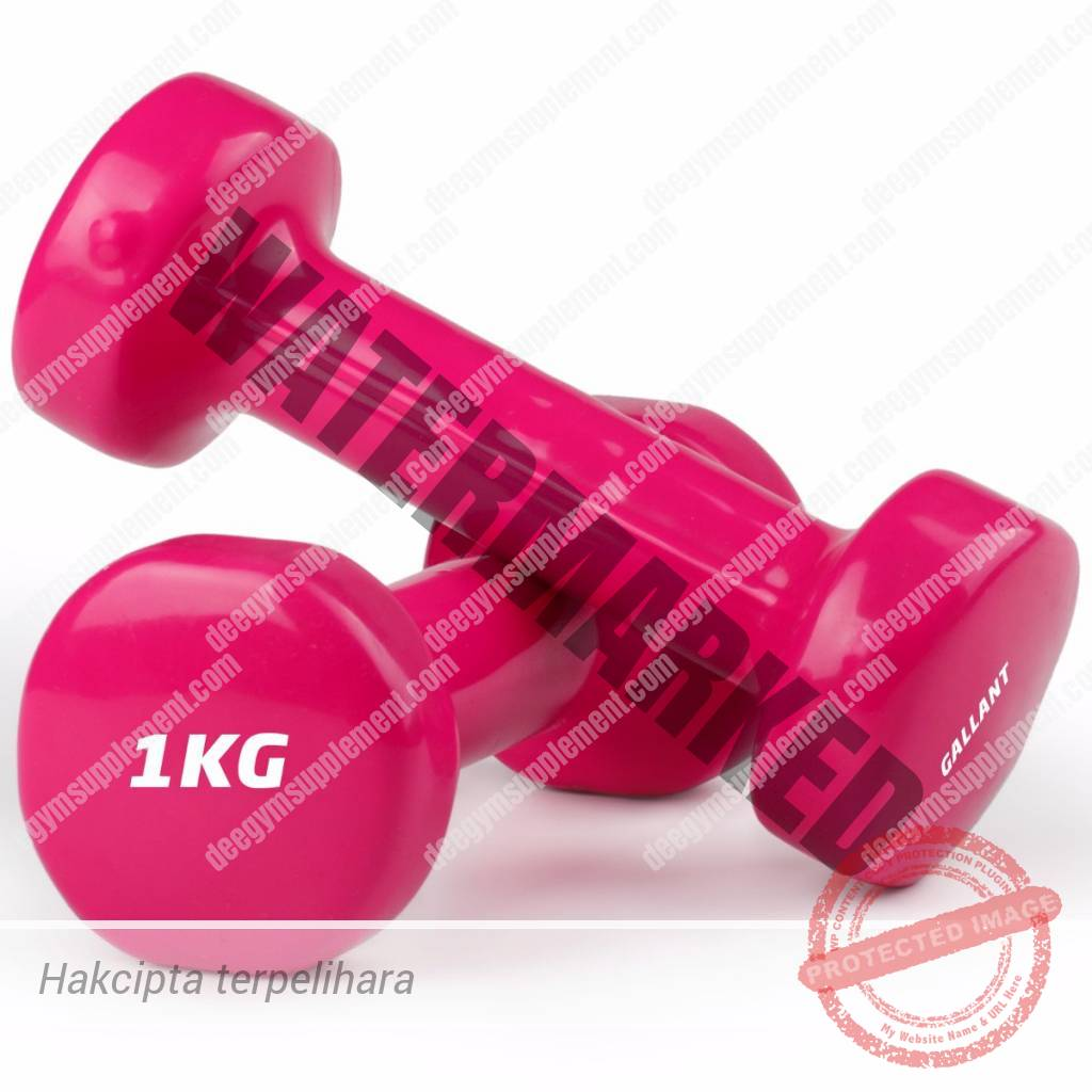 The Pink Dumbbell Myth