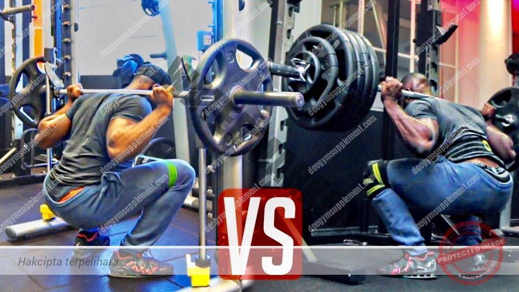 Smith Machine Squat vs Barbell Squat: Mana Lagi Bagus Untuk Leg Day?