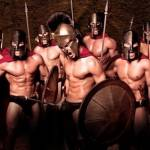 "Routine Workout "" 300 Spartan """