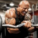 Rutin Biceps The Rock